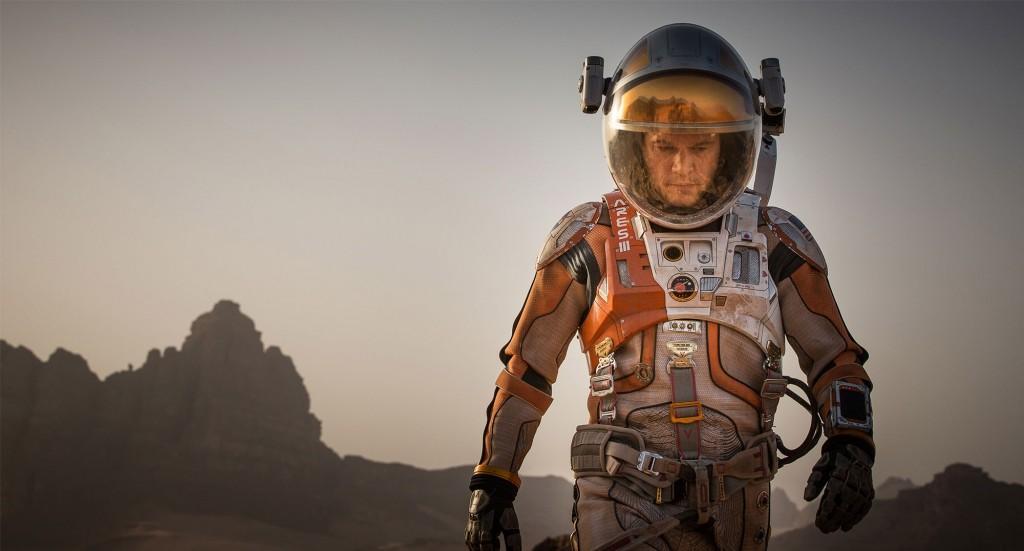 L'uomo di Marte il film