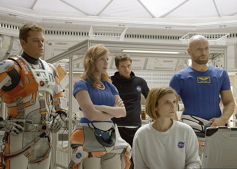 The Martian il film