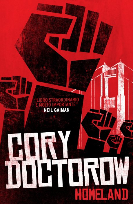 homeland_cory_doctorow_recensione